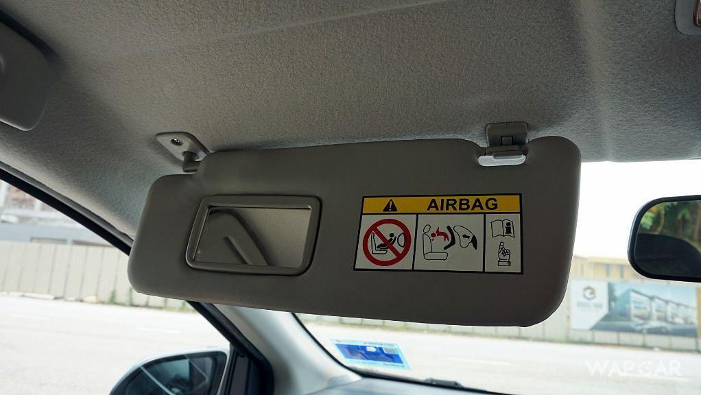 2018 Perodua Myvi 1.3 X AT Interior 006