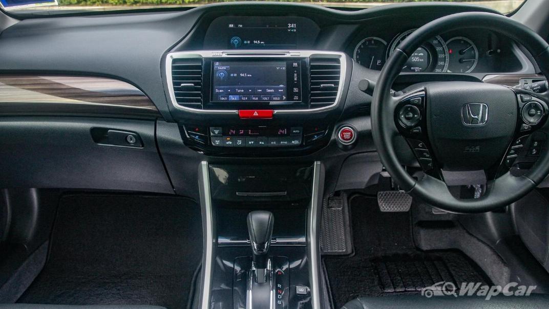 2018 Honda Accord 2.4 VTi-L Advance Interior 118