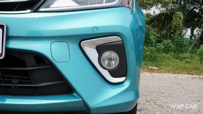 2018 Perodua Myvi 1.3 X AT Exterior 006