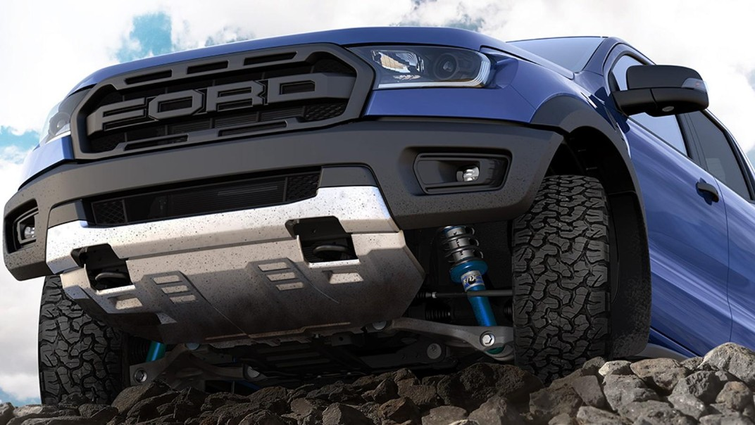 2021 Ford Ranger Raptor 2.0 Bi-Turbo Exterior 005
