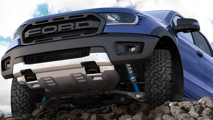 2020 Ford Ranger Raptor 2.0 Bi-Turbo Exterior 005