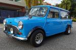 Goldmine: A completely rebuilt 1969 Mini Van is up for grabs!