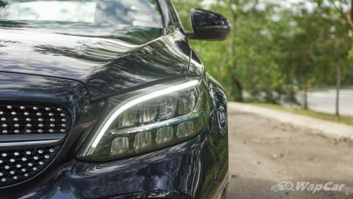 2020 Mercedes-Benz C-Class C 200 AMG Line Exterior 007