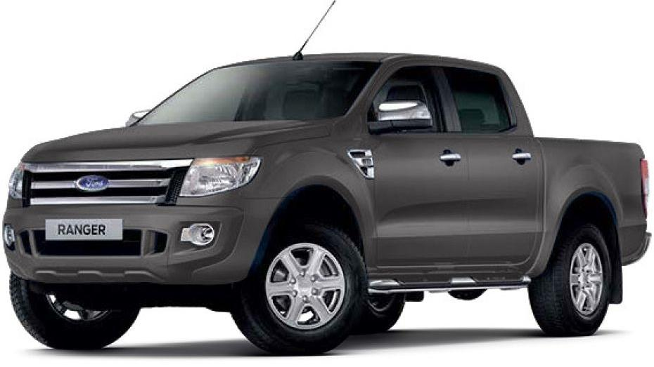 Ford Ranger (2018) Others 002