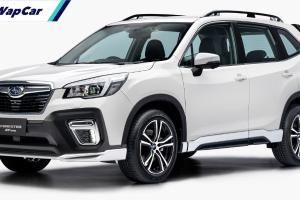 Rebat sehingga RM 30,000 jika anda beli Subaru Forester sekarang!