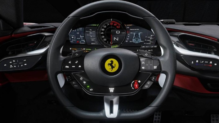 Ferrari SF90 Stradale (2020) Interior 001