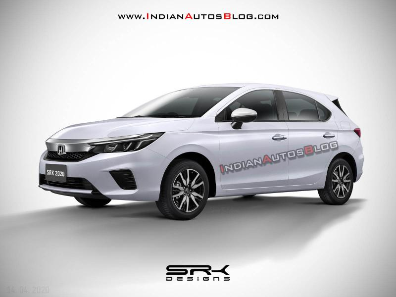 Launching in Malaysia, 2021 Honda City Hatchback – No more Jazz, but who cares? 02
