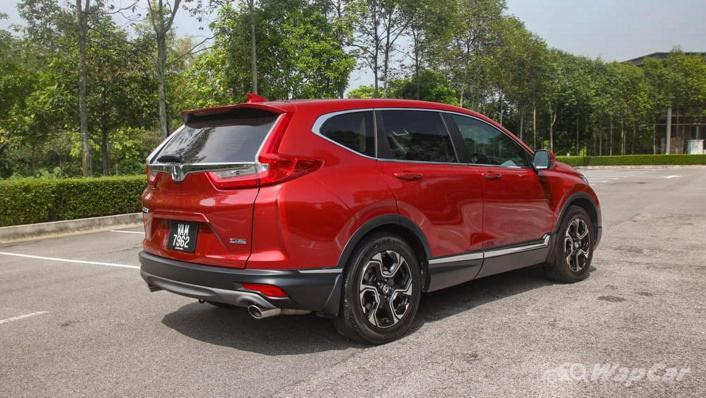 2019 Honda CR-V 1.5TC Premium 2WD Exterior 005