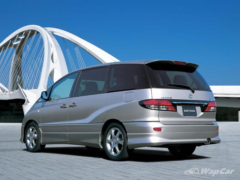 Sejarah Toyota Estima: MPV yang memulakan kehangatan kereta keluarga 02