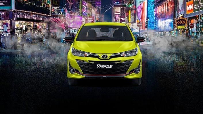 Toyota Yaris (2019) Exterior 002