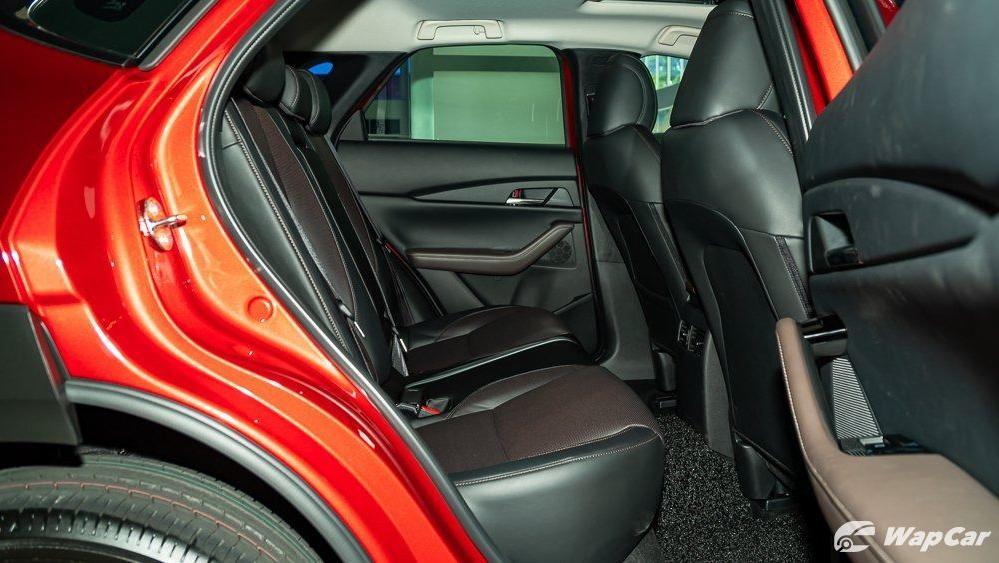 2020 Mazda CX-30 SKYACTIV-G 2.0 Interior 074