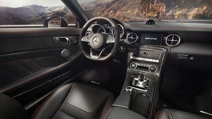 Mercedes-Benz AMG SLC