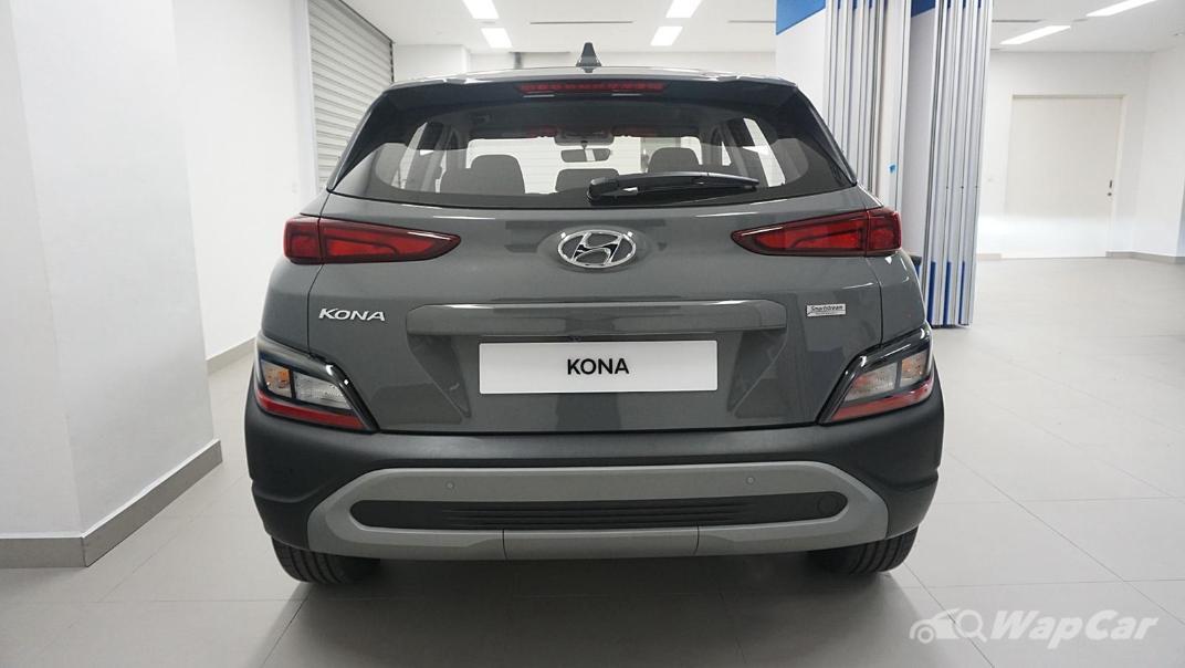 2021 Hyundai Kona 2.0 Standard Exterior 006