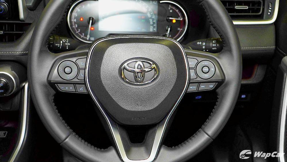 2020 Toyota RAV4 2.5L Interior 036