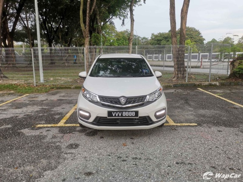 Owner Review: So Proud of Getting a National Car! My Journey with the Proton Persona 02