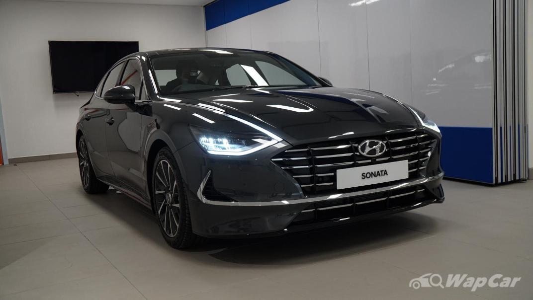 2020 Hyundai Sonata 2.5 Premium Exterior 051
