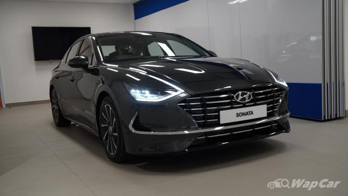 2020 Hyundai Sonata 2.5 Premium Exterior 004