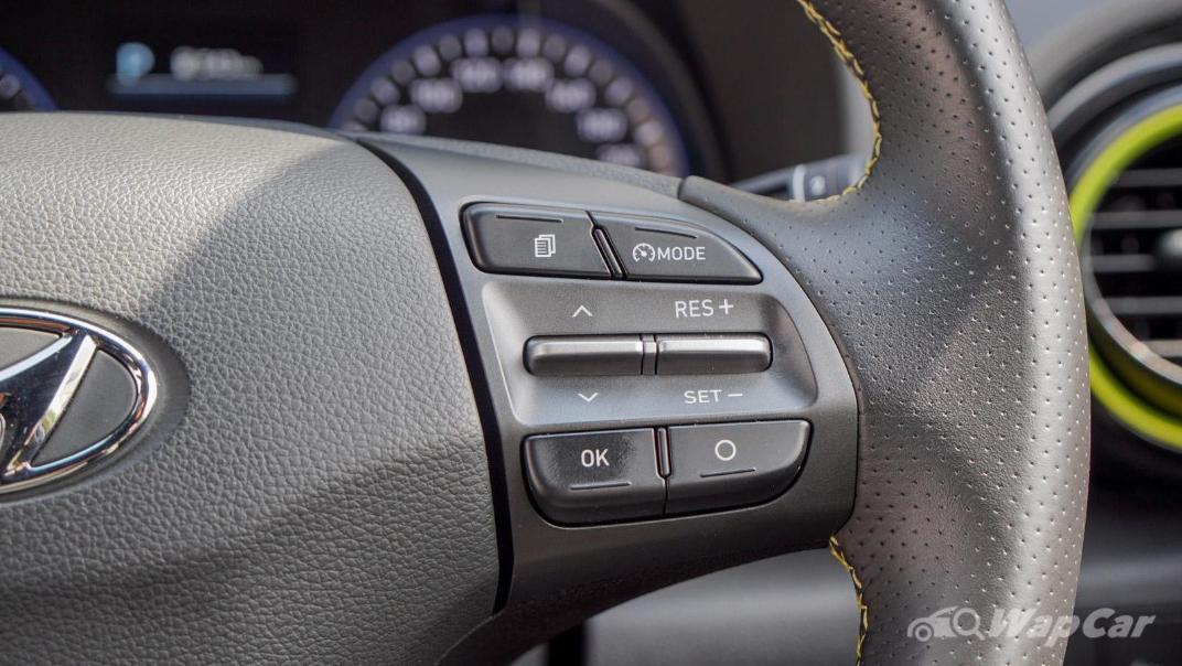 2020 Hyundai Kona 1.6 T-GDi High Interior 007