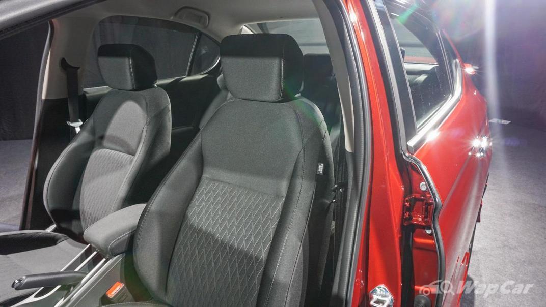 2020 Honda City 1.5L E Interior 008