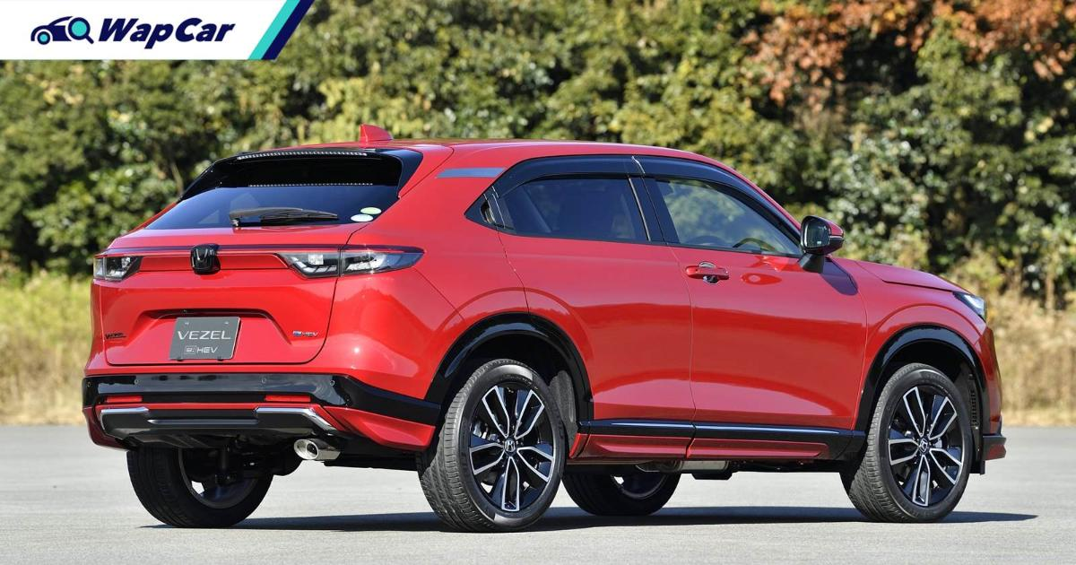 Para pembeli di Jepun tak jadi beli Honda Jazz, nak tunggu Honda HR-V 2021! 01