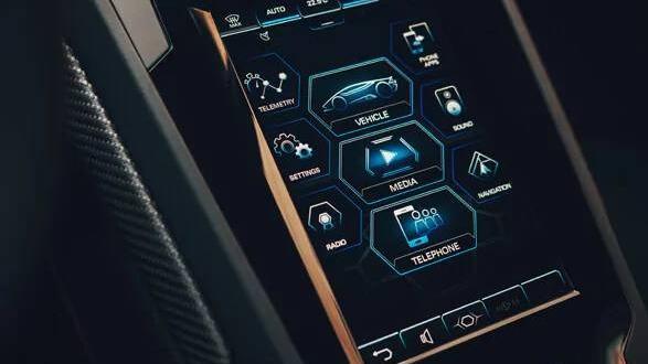 Lamborghini Huracán (2019) Interior 012