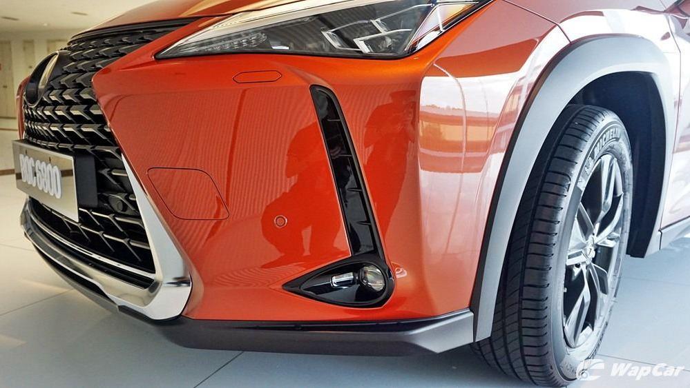 2020 Lexus UX 200 Urban Exterior 013