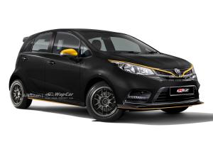"2021 Proton Persona ""Black Edition"" and Iriz ""R3 Edition"" coming next year?"