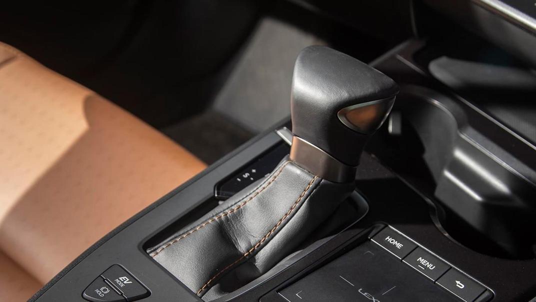 2020 Lexus UX Interior 008