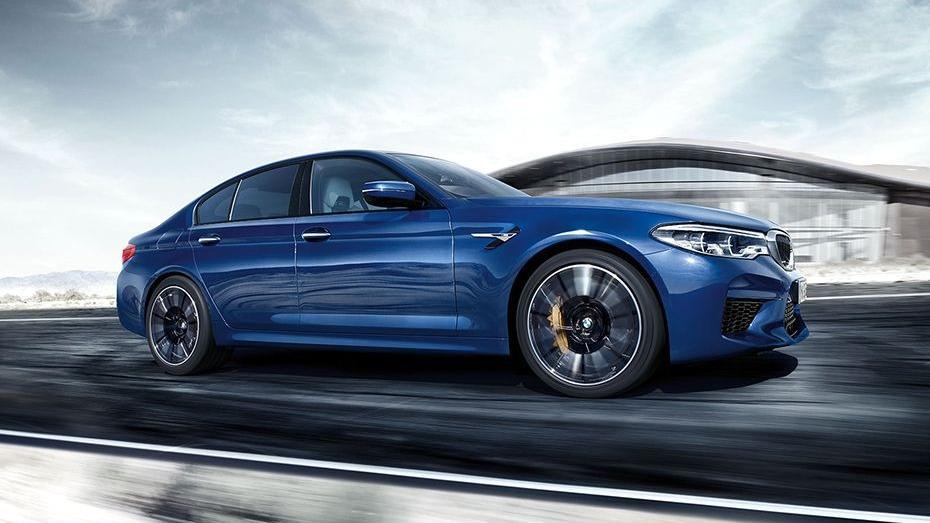 BMW M5 (2019) Exterior 003