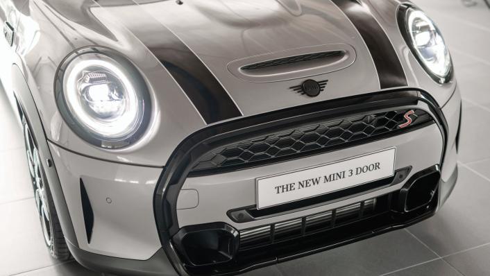 2021 MINI 3 Door Cooper S Exterior 007