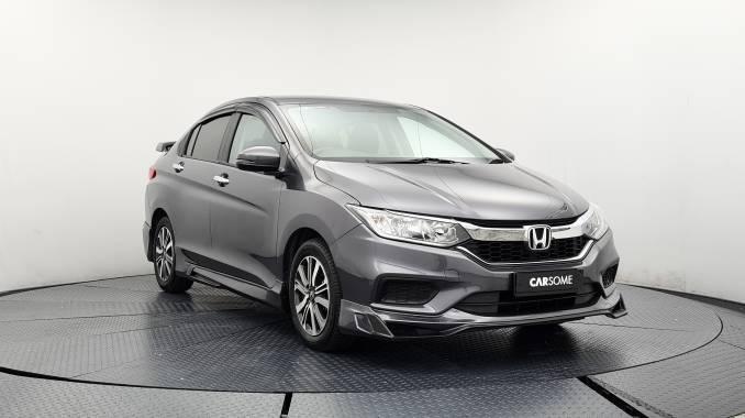 2019 Honda CITY E I-VTEC 1.5