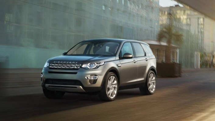 Land Rover Discovery Sport (2017) Exterior 001