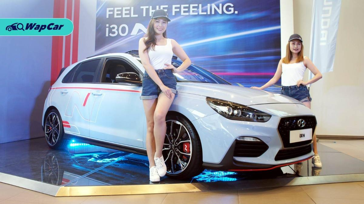Hyundai i30N: Launched in Malaysia in Nov 2019, have you seen any on the road? 01