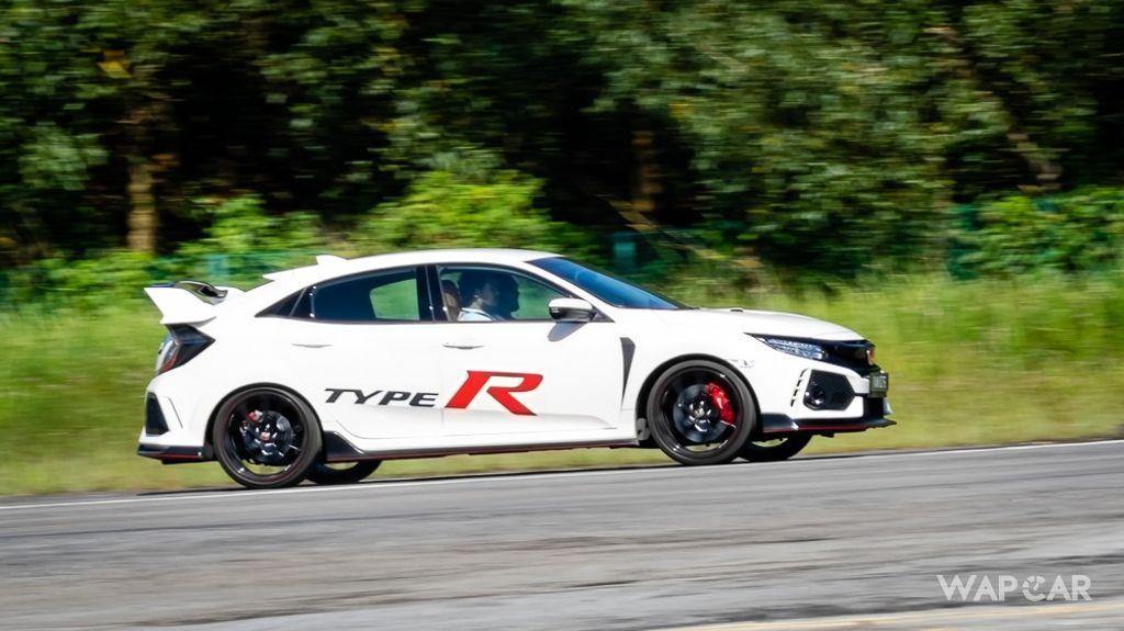 In Brief: 2019 Honda Civic Type R FK8, rascal all grown up 01