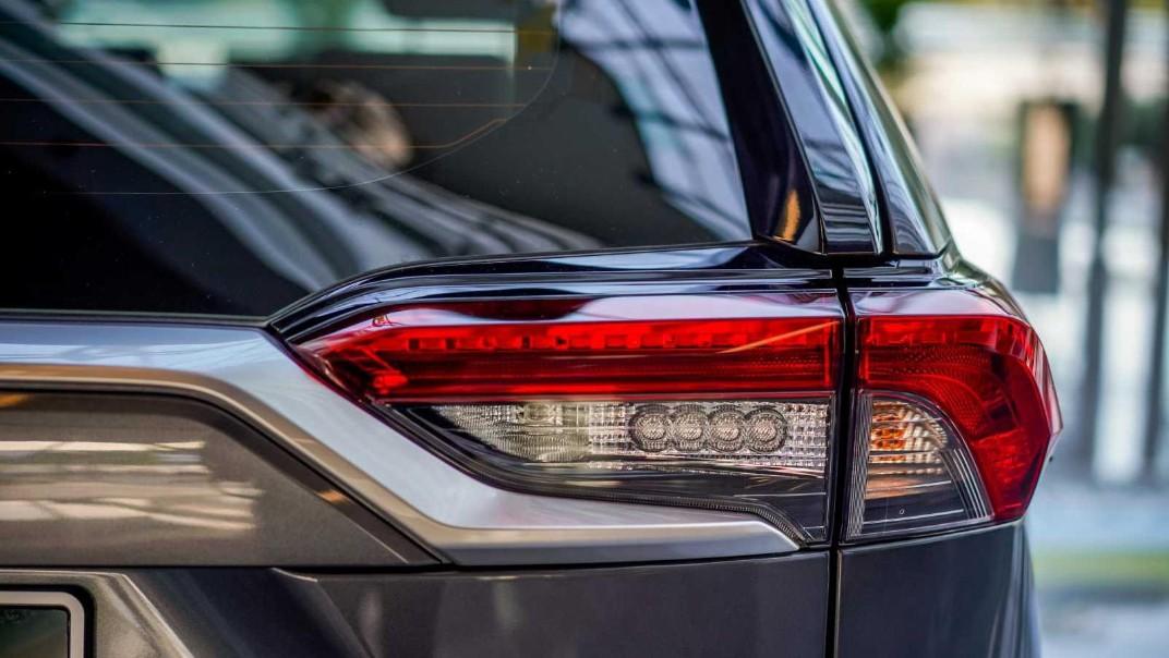 2020 Toyota RAV4 2.5L Exterior 063