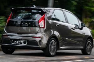 Rebiu: Proton Iriz 2019 1.6 Premium CVT, untuk yang gemar memandu