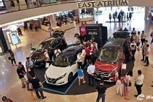 Senarai jenama kereta yang telah mengumumkan potongan harga