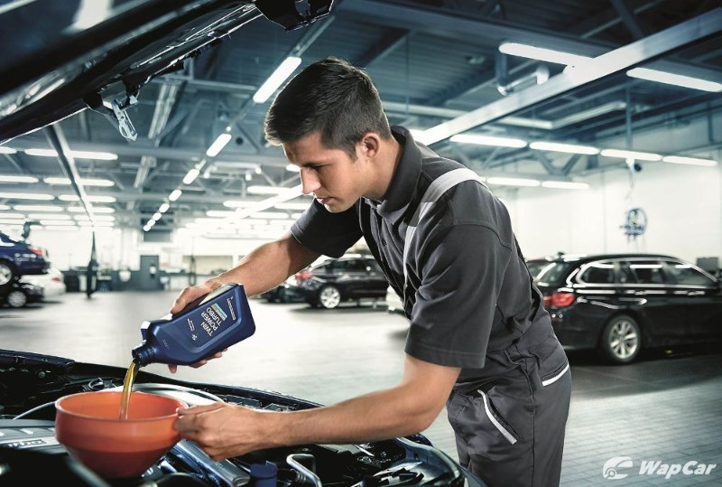 Are you using the WRONG engine oil for your car? 02