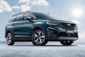 From CNY 103k (RM 62k)! Geely Haoyue SUV launched in China, same 1.8T as Proton X70 CKD