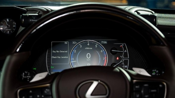 2019 Lexus ES 250 Luxury Interior 005