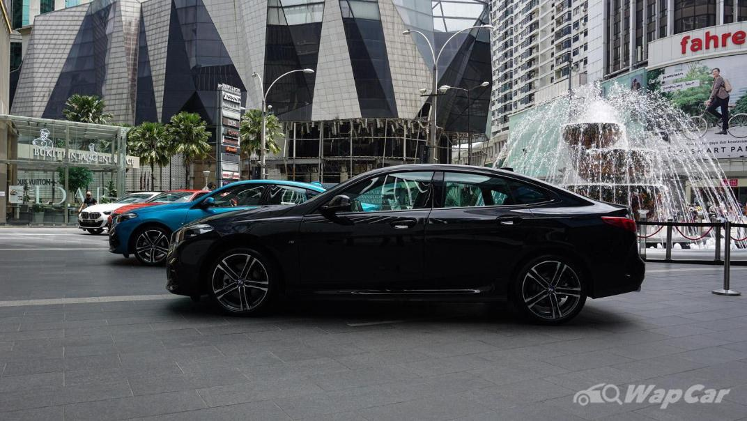 2020 BMW 2 Series 218i Gran Coupe Exterior 101