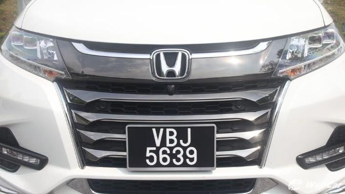 2018 Honda Odyssey 2.4 EXV Exterior 009