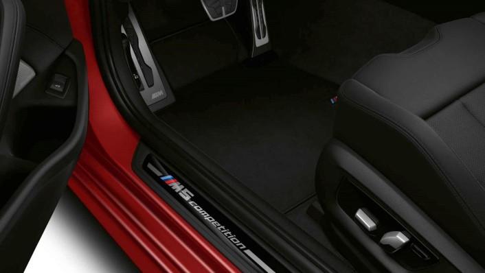 2020 BMW M5 Interior 008