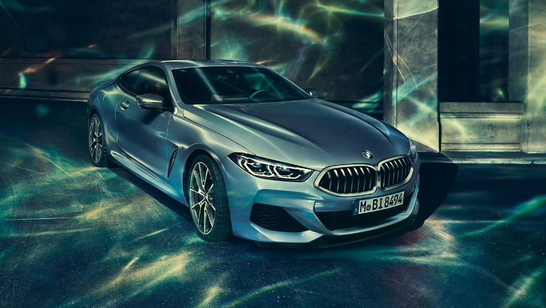 2020 BMW M850i xDrive Coupe Exterior 014