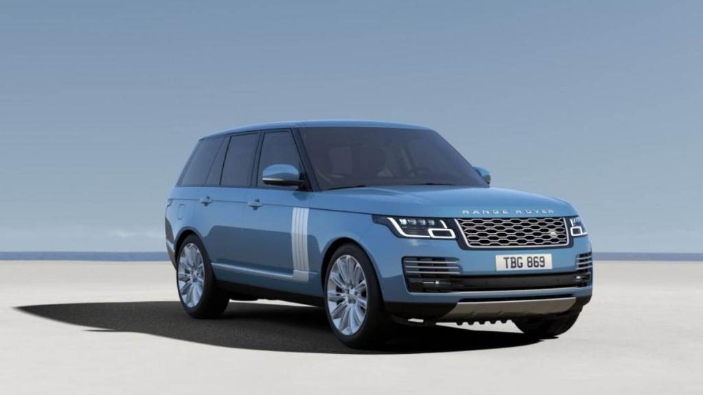 Land Rover Range Rover (2017) Exterior 006