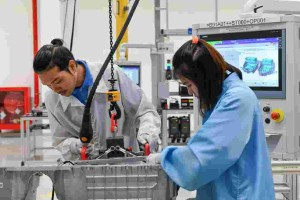 BMW opens battery plant in Thailand, to offer cheaper plug-in hybrids to Thai buyers
