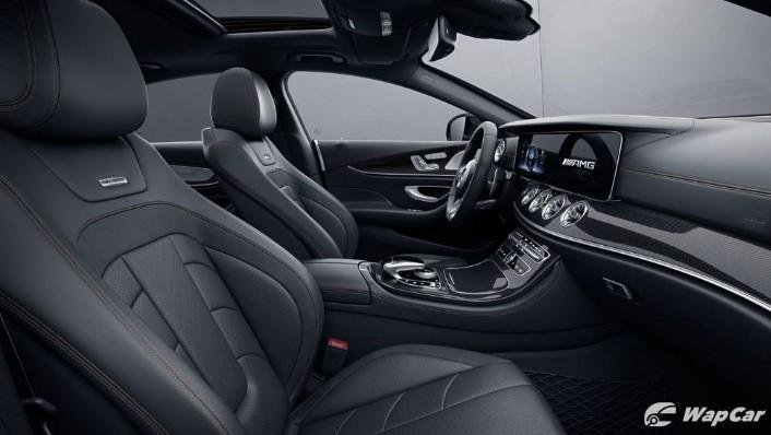2020 Mercedes-Benz CLS Interior 002