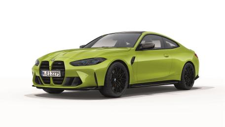2021 BMW M4 Competition Coupe with Innovation Package Price, Specs, Reviews, Gallery In Malaysia | WapCar