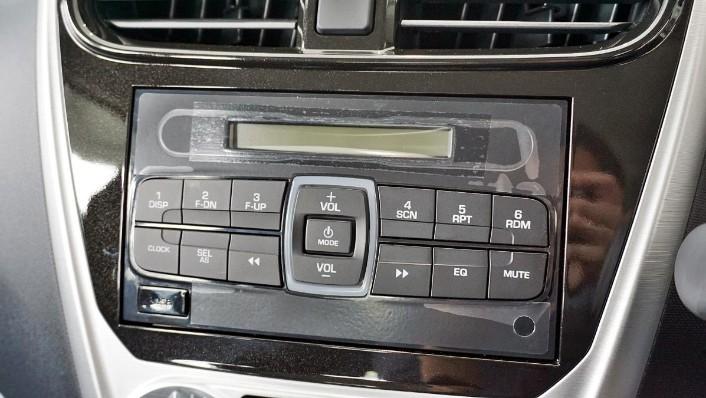 2019 Perodua Axia GXtra 1.0 AT Interior 010