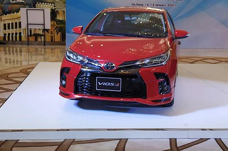 Not just limited to Malaysia, 2021 Toyota Vios GR Sport to launch in Vietnam soon! 02